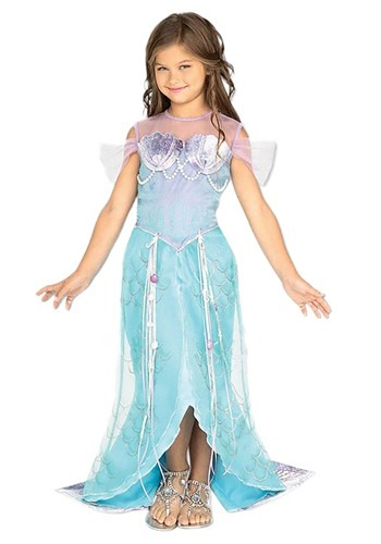 Disfraz de sirena infantil princesa
