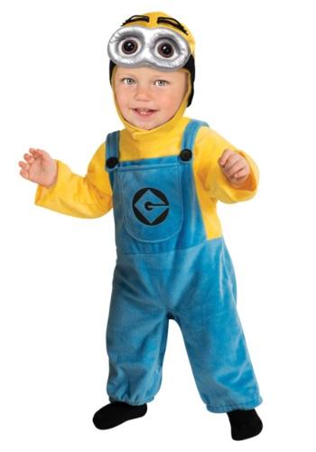 Disfraz de minion para niños pequeños