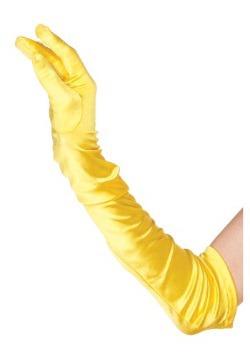 Guantes amarillos