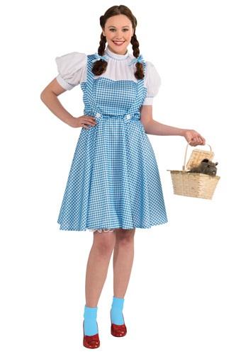 Disfraz Dorothy para adulto talla extra