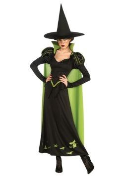Disfraz de bruja malvada del Oeste para adulto