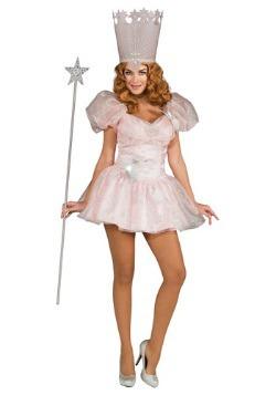 Disfraz sexy de Glinda la bruja buena para adulto