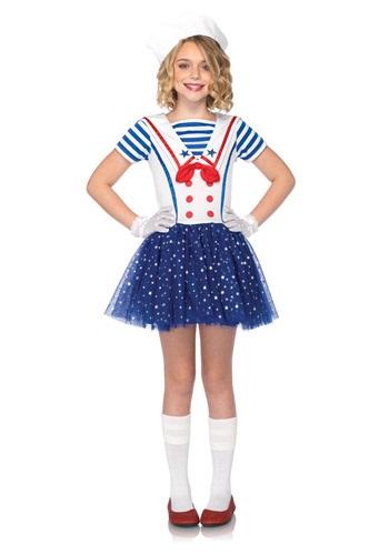 Disfraz de dulce marinero para niños