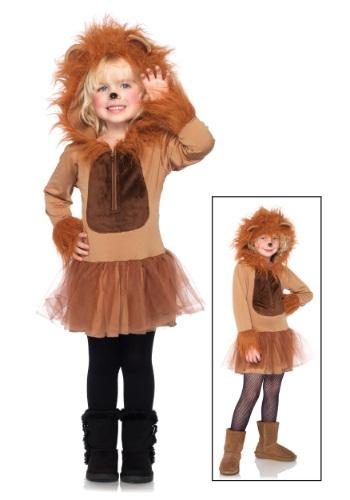 Disfraz infantil de león adorable