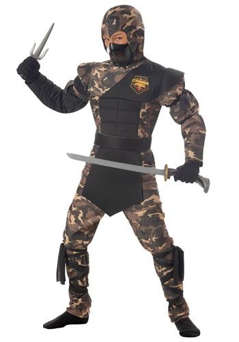 Disfraz de Ninja Ops Especial para niños