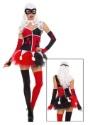 Disfraz Harley Jester para mujer