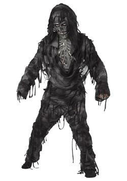 Disfraz zombi muerto viviente para niños