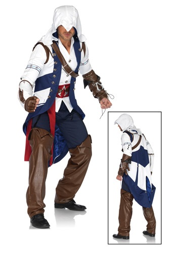 Disfraz Connor Assassin's Creed