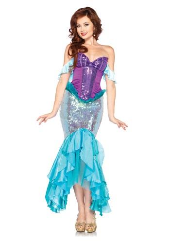 Disfraz de Disney Ariel Deluxe para mujer