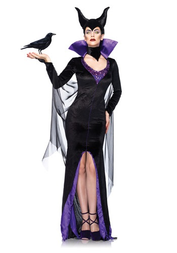Disfraz Maléfica Disney Mujer