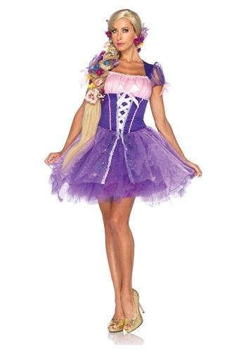 Disfraz de Disney Rapunzel para Mujer