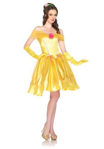 Disfraz de princesa Belle para mujer de Disney