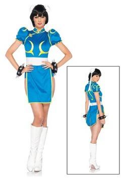 Disfraz de Chun-Li