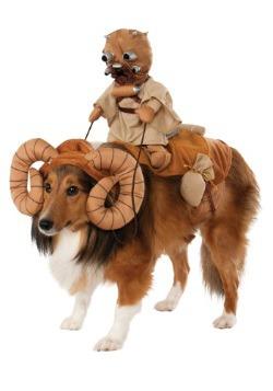 Disfraz de mascota Bantha