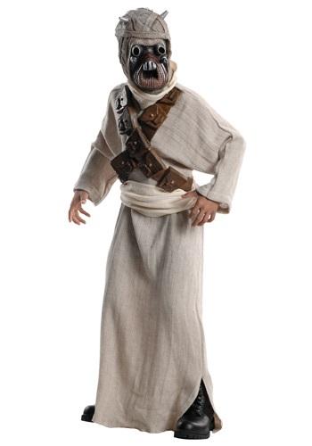 Disfraz de lujo de Tusken Raider para niños