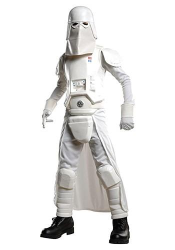 Disfraz de soldado de nieve para niños Deluxe