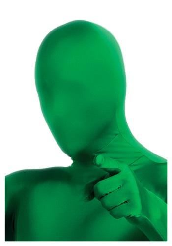 Máscara segunda piel verde