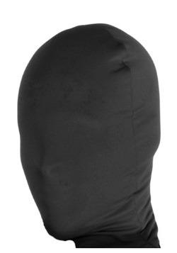 Máscara segunda piel negra
