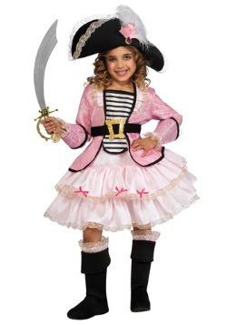 Disfraz de princesa pirata para niñas