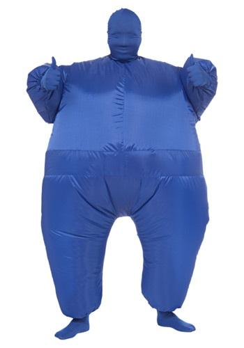 Disfraz azul Infl8