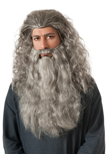 Kit de barba de Gandalf