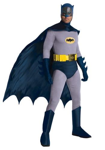 Disfraz de Batman clásico serie Grand Heritage