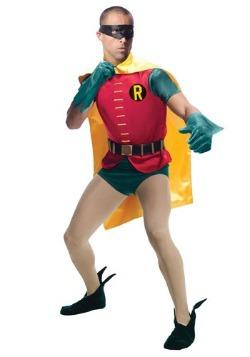Disfraz de Robin Classic Series Grand Heritage
