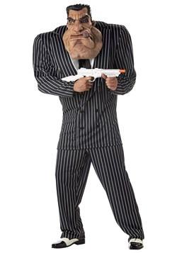 Disfraz de Halloween de mafioso enorme