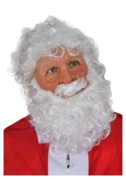 Máscara de Santa súper suave