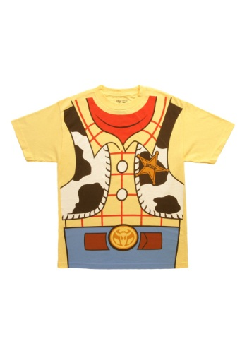 I Am Woody Toy Story Costume Camiseta