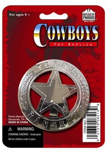 Distintivo de Ranger de Texas