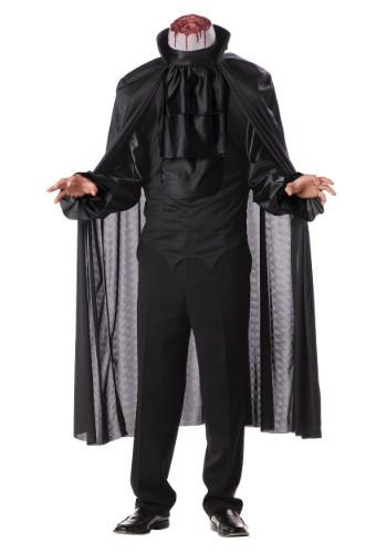 Disfraz de jinete sin cabeza para adulto