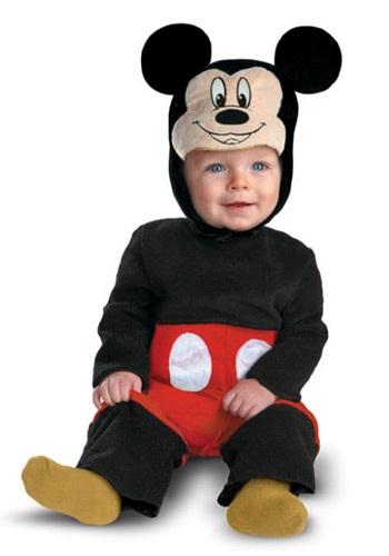 Mi primer disfraz de Mickey Mouse Disney para bebé