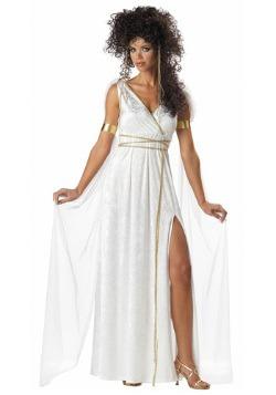 Disfraz de diosa ateniense