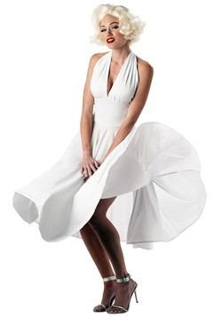 Vestido de disfraces de Marilyn Monroe