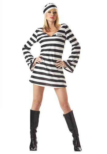 Vestido para mujer prisionera