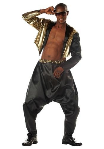 Disfraz de rapero old school