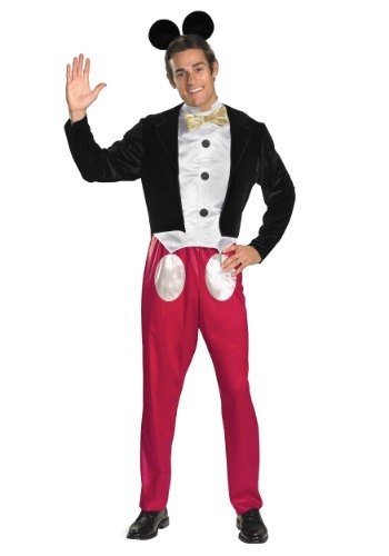 Disfraz de adulto de Mickey Mouse