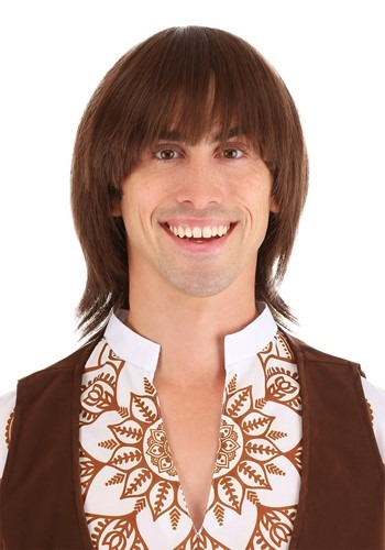 Peluca hippie de Sonny