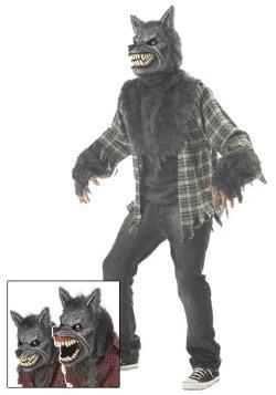 Disfraz de hombre lobo luna llena