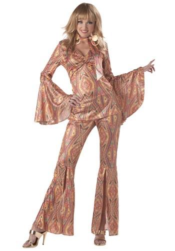 Disfraz para mujer Disco 1970