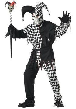 Disfraz  Dark Jester para adulto
