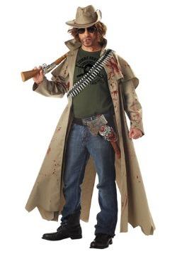 Disfraz de cazador de zombies