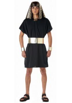 Disfraz de faraón egipcio para adulto