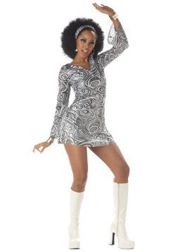 Vestido de Diva Disco Sexy