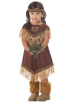 Disfraz de princesa india Li'l para niño