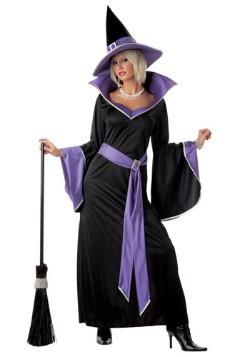 Disfraz de bruja glamorosa de Incantasia