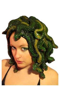 Tocado para disfraz de Medusa