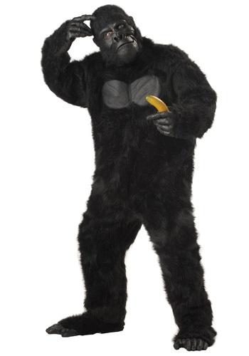 Disfraz de gorilla para adulto