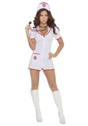Disfraz de enfermera jefe de mujer